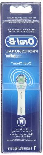 Oral B Dual Clean Replacement Brush Head
