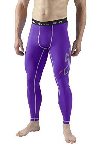 SUB Sports DUAL  Mens Compression Leggings / Pants - Base