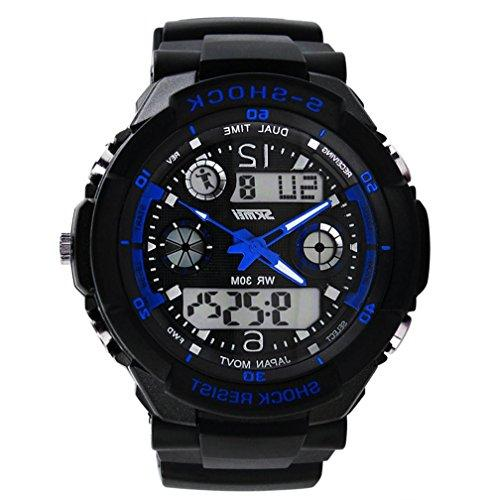 Men's Fashion Waterproof and Shockproof Mountaineering