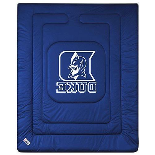 NCAA Duke Blue Devils Locker Room Comforter Twin
