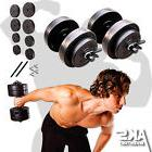 40lb Dumbells Free Weights Home Gym Fitness Equipment