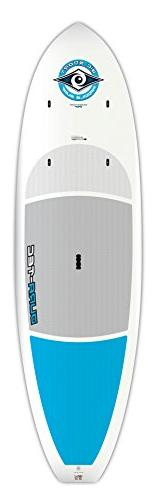 BIC Sport DURA-TEC Original Stand up Paddleboard, White/Blue