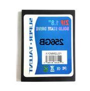 Super Talent DuraDrive ZT4 256GB 1.8 inch IDE Solid State