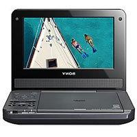 Sony DVP-FX730 7-Inch Portable DVD Player, Black