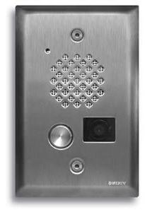 Viking E-50-SS-EWP Video Entry Phone-stainless Steel