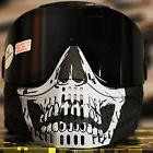 NEW Empire E-Flex Thermal  Paintball Mask Goggle - Skull