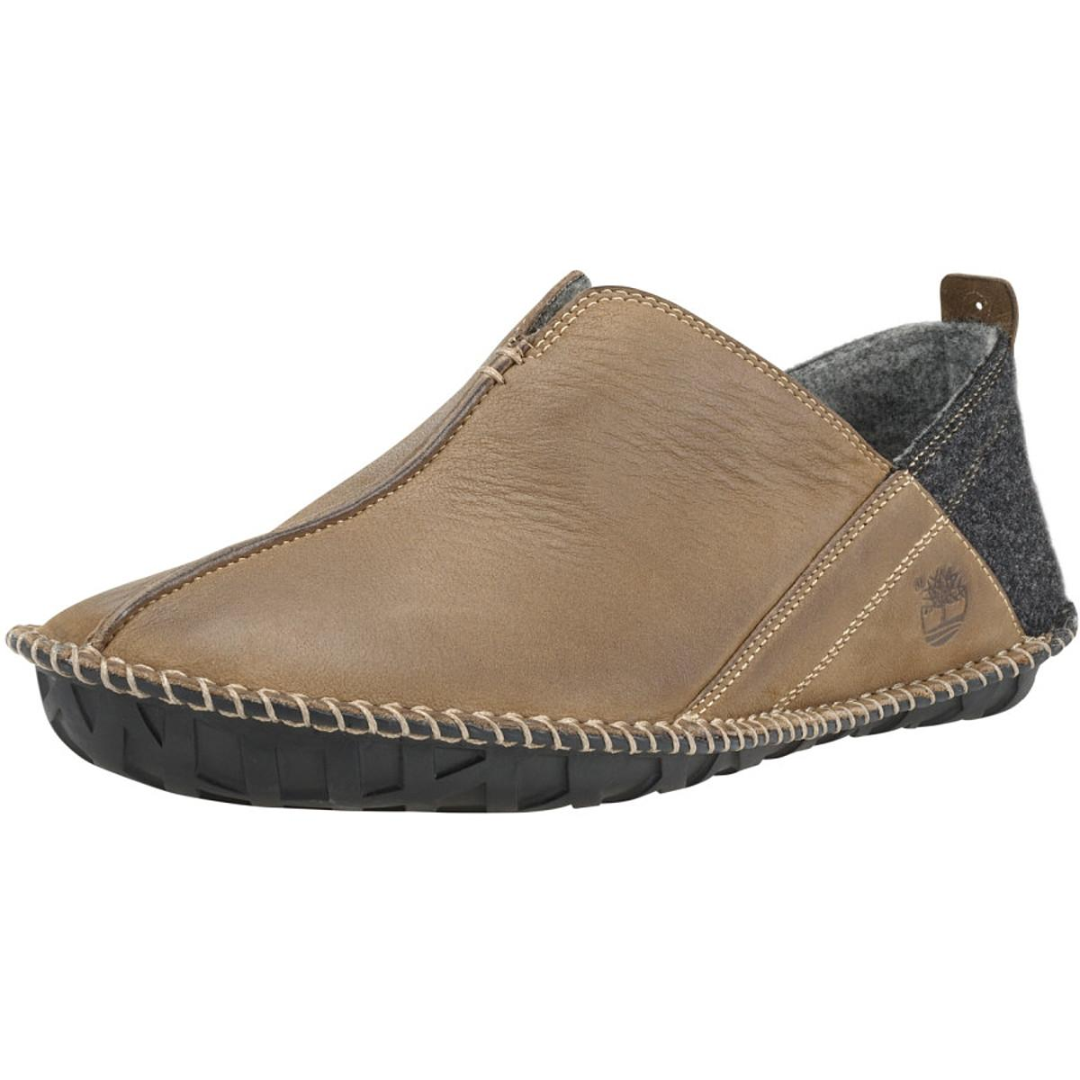 Timberland Earthkeepers Lounger Leather Slip-On Shoe - Men's