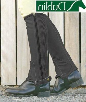 Adult Easy Care Half Chaps