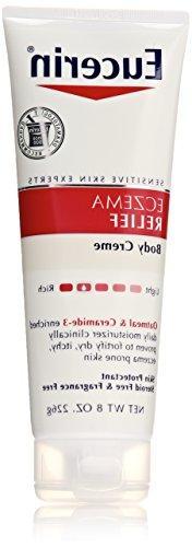 Eucerin Eczema Relief Body Creme -8 Ounce