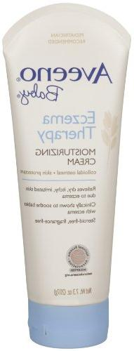 Aveeno Baby Eczema Therapy Moisturizing Cream - 7.3 oz