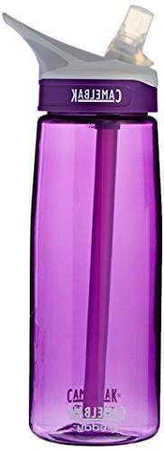 CamelBak Eddy Water Bottle, Acai, .75-Liter