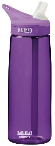 Camelbak Unisex CamelBak Eddy 0.75L Bottle,Purple,One Size