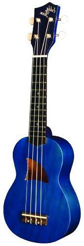Eddy Finn EF-3-SBL Basswood Ukulele, Blue
