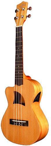 Eddy Finn EF-3-TE Basswood Acoustic Electric Ukulele,