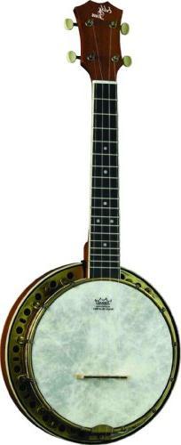 Eddy Finn EF-BU1F Banjo Ukulele