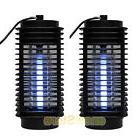 2 x Electric Mosquito Fly Bug Insect Zapper Killer Trap Lamp