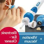 Electric Vacuum Ear Cleaner Ear Wax Safe Remover Vibration
