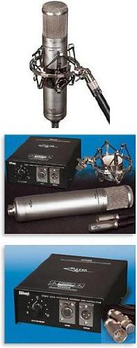 Apex Electronics 460 Tube Microphone