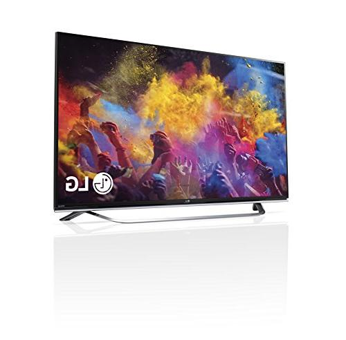 LG Electronics 55UB8500 55-Inch 4K Ultra HD 120Hz 3D Smart