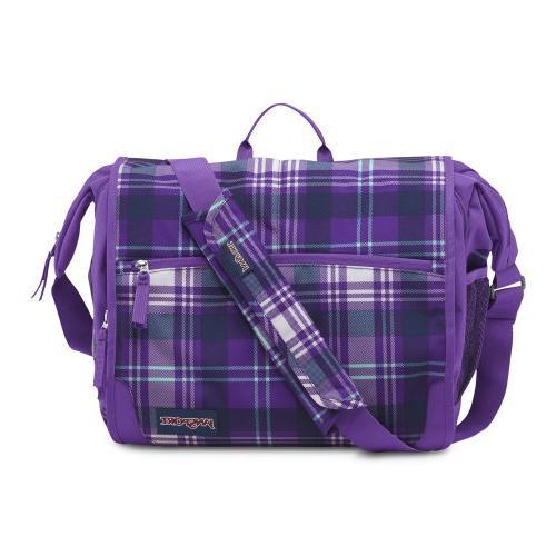 JanSport Elefunk Printed Backpack, Purple Night Preston