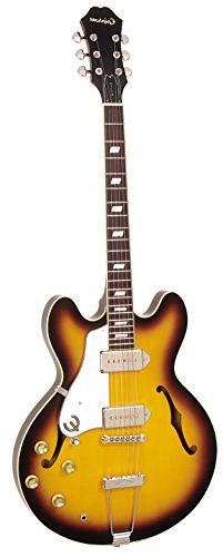 Epiphone Elitist 1965 Casino Semi-Hollow Electric Guitar