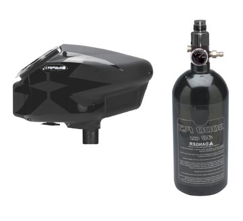 Empire Scion Hopper with 48/3000 HPA Tank - Black