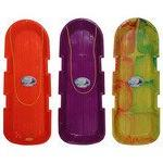 3 pack Emsco 1140/123 SnoTwin Poly Snow Toboggan Sled