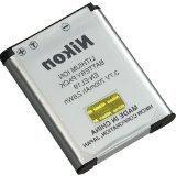Nikon EN-EL19 ENEL19 Battery for Coolpix Cameras 3.7v,