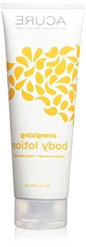 Acure Energizing Body Lotion, Mandarin, 8 Ounce