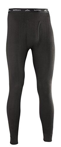 ColdPruf Men's Enthusiast Single Layer Bottom, Black, 3X-