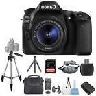 Canon EOS 80D DSLR Camera with 18-55mm Lens!! PRO BUNDLE