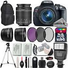 Canon EOS Rebel T5i DSLR Camera 700D + 18-55mm IS STM -