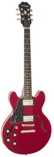 Epiphone ES-339 Semi Hollow body Electric Guitar, Cherry Red