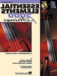Hal Leonard Essential Elements 2000 for Strings Cello with