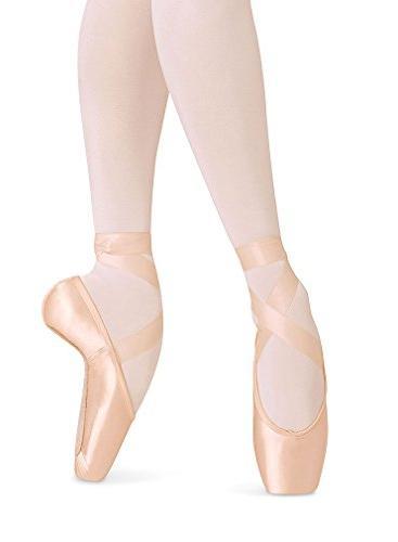 Bloch Women's European Balance Pink Ballet Flats 5