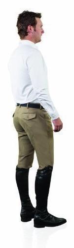Ovation Men's Euroweave Four Pocket Full Seat Dx Breeches