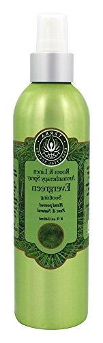 Room & Linen Evergreen Soothing Aromatherapy Spray 8 Oz