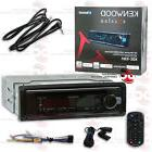 KENWOOD EXCELON KDC-X301 CAR 1DIN MP3 CD BLUETOOTH STEREO ""
