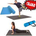 NEW exercise mat Gym Floor Yoga Folding Gymnastics