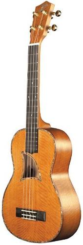 Eddy Finn Exotic Wood Series EF-80-C Ukulele