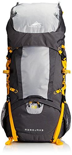 High Sierra Explorer 55L Top Load Internal Frame Backpack
