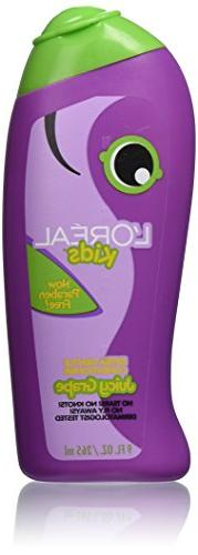 L'Oreal Kids Kids Extra Gentle Conditioner, Grape, 9 fl oz