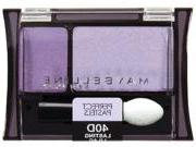 Maybelline  Eyeshadow Duos, 40d Lasting Lilac Perfect