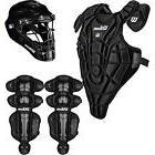 Ez Gear Kit Youth Catchers Equipment Baseball Softball