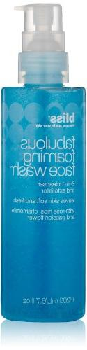 Bliss Fabulous Foaming Face Wash, 6.7 Oz