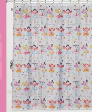 Creative Bath Faerie Princess Shower Curtain Bedding