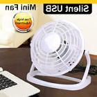Small Fan Desk Personal Table Cooling Electric Adjustable