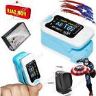 USA SHIPPING OLED Oximeter Pulse finger Tip Monitor Blood