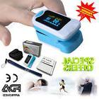 US OLED Finger Tip Pulse Oximeter Blood Oxygen SpO2 Monitor