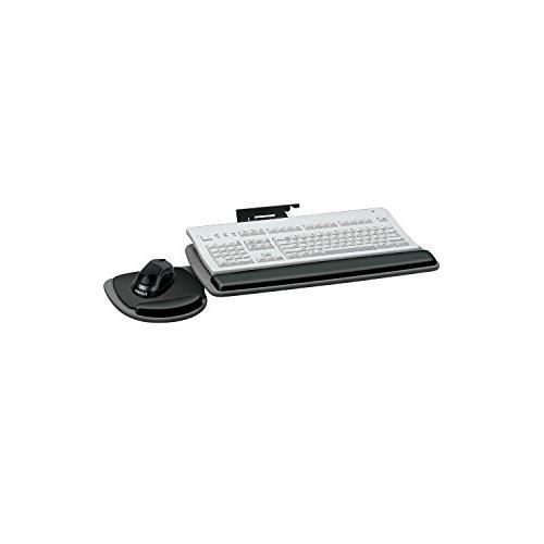 Fellowes 93841 Adj Keyboard Tray